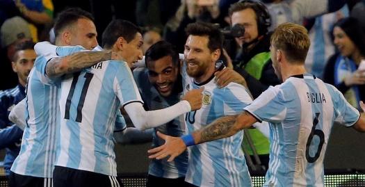 תוך 25 דקות הכרטיסים לקראת ארגנטינה אזלו