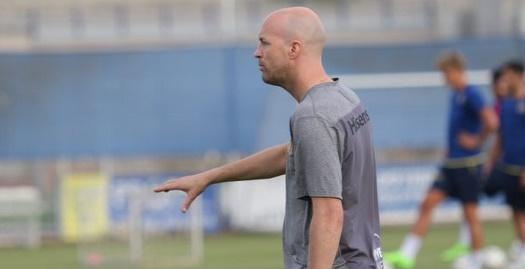 ג'ורדי קרויף מאמן מכבי תל אביב (האתר הרשמי של מכבי ת