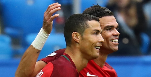 פורטוגל ומקסיקו בחצי הגמר, רוסיה הודחה