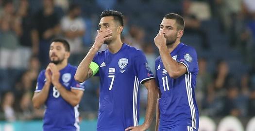 בעקבות הביזיון נגד אלבניה: ישראל במקום ה-70