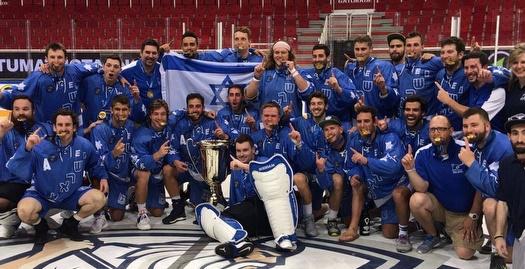 נבחרת ישראל בלקרוס (Shutterlax)