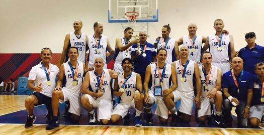 נבחרת ישראל בכדורסל