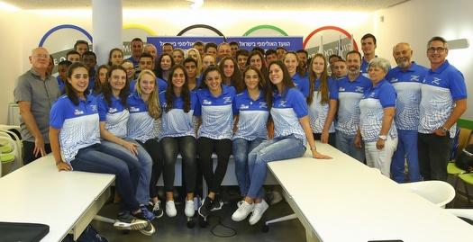 ספורטאי הנבחרת למשחקי אירופה לנוער (איציק בלניצקי)