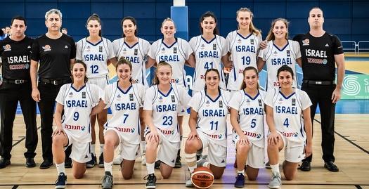 נבחרת הנערות (איגוד הכדורסל)