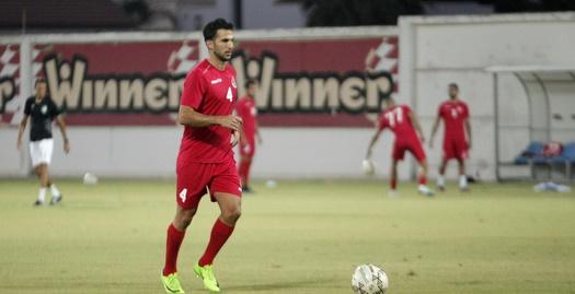 אוראל דגני לפני המשחק מול בני לוד (שחר גרוס)