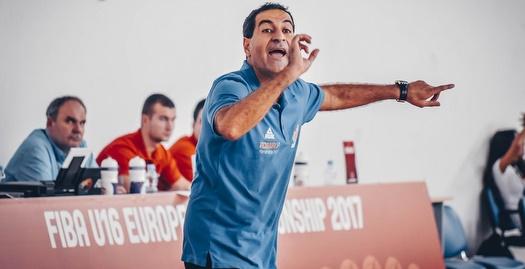 אורן אהרוני (אתר האליפות FIBA)