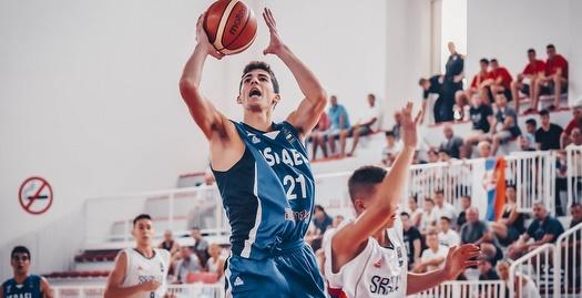 רזיאל חיון (אתר האליפות FIBA) (מערכת ONE)