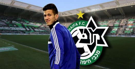 חוזר לארץ: רמי גרשון חתם במכבי חיפה ל-5 שנים