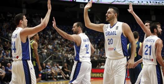 שחקני נבחרת ישראל. יישארו מושלמים? (שחר גרוס)
