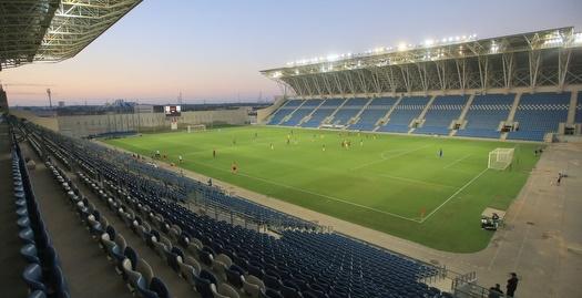 אצטדיון המושבה (אורן בן חקון)