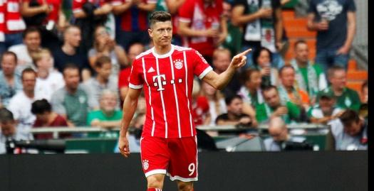 באיירן מינכן ניצחה 0:2 מצמד של לבנדובסקי