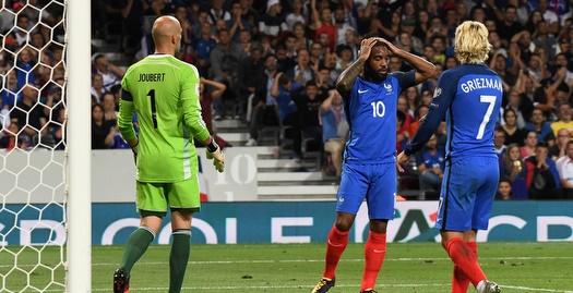 צרפת בהלם אחרי לוקסמבורג, בלגיה חוגגת