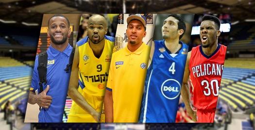 מכבי תל אביב מציגה: מהפכה גדולה וקבוצה רזה