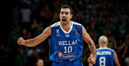 קוסטס סלוקאס בטירוף (FIBA)