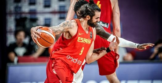ריקי רוביו מול דניס שרודר (FIBA) (מערכת ONE)