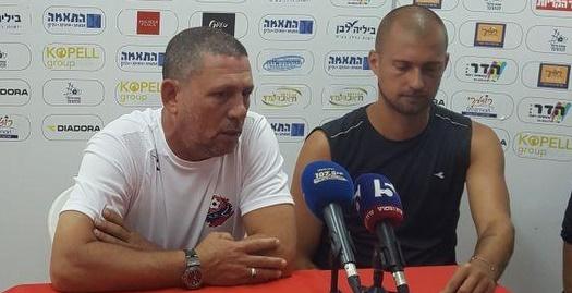 ניר קלינגר וגבריאל תאמאש