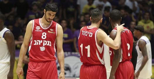 שחקני ירושלים מאוכזבים (איציק בלניצקי)