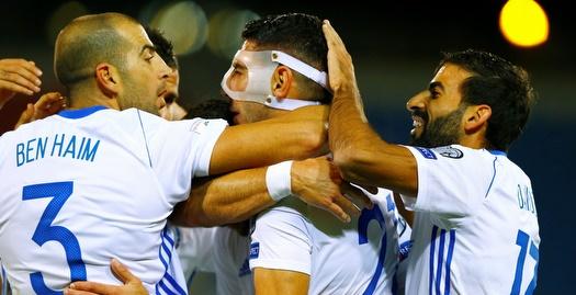 ללא מאמן: ישראל אמורה לפגוש במרץ את רומניה