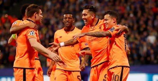 ליברפול הביסה 0:7 את מאריבור, סיטי ניצחה