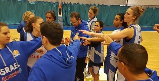 נבחרת הנשים בכדורסל (איגוד הכדורסל)