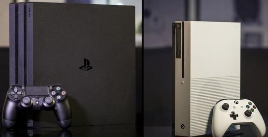 PS4 pro מול XBOX one X (מערכת ONE)