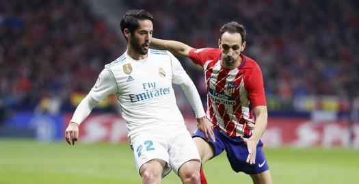 איסקו מול חואנפראן (La Liga)