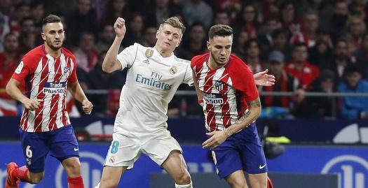 סאול מקדים את טוני קרוס (La Liga)