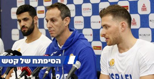 קטש: יוון בלי שחקני יורוליג? גם לנו אין בשפע