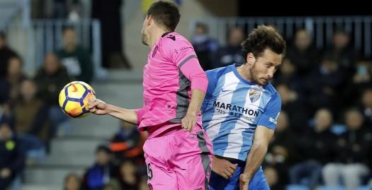 פול באייסה וסרחיו פוסטיגו במאבק אווירי (La Liga)