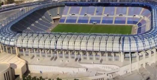 הדמיית אצטדיון טדי (מור דגן)