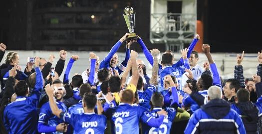 הפועל עפולה זכתה בגביע הטוטו של הלאומית