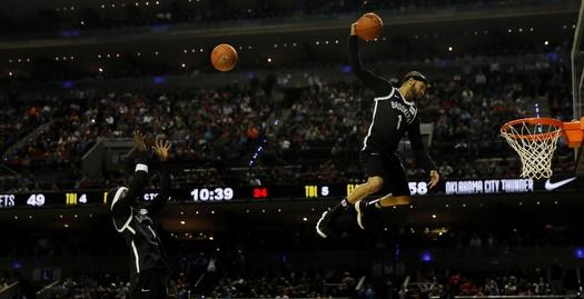 כך מקדמים כדורסל במקסיקו (רויטרס)