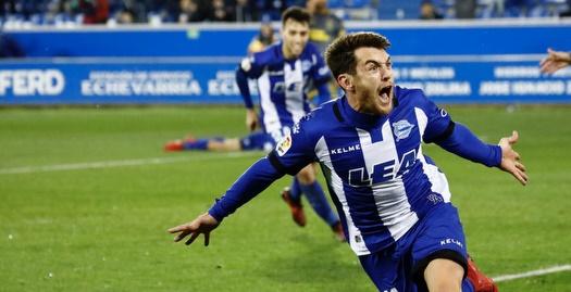 איבאי גומס בטירוף (La Liga)