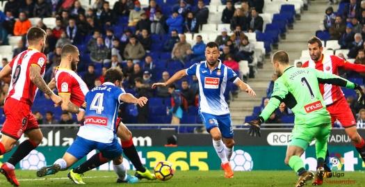 דויד טימור דוחק את שער היתרון (La Liga)