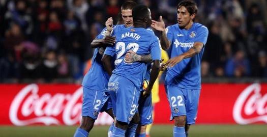 חטאפה חוגגת (La Liga)