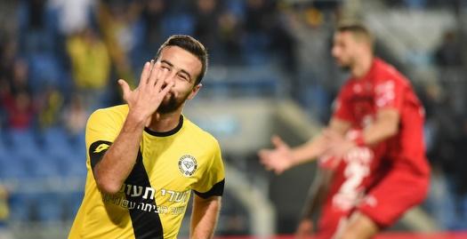 דיא סבע: זה לא סוד שיש לחץ במכבי חיפה