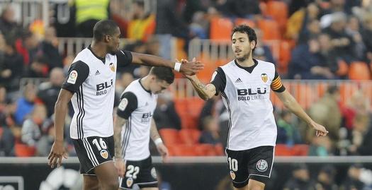 דני פארחו חוגג עם קונדוגביה (La Liga)