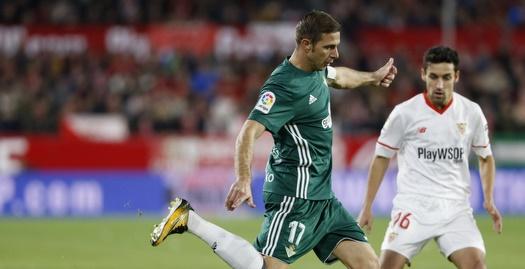 חואקין מול חסוס נבאס (La Liga)