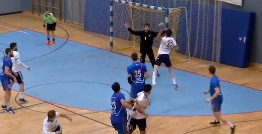 נבחרת ישראל מול איטליה (איגוד הכדוריד) (מערכת ONE)