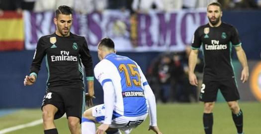 דני סבאיוס מול דייגו ריקו (La Liga)
