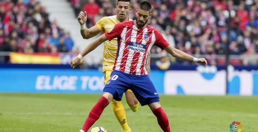 קראסקו עם הכדור (La Liga)