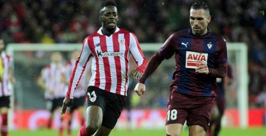 אנאיץ ארבייה נגד איניאקי וויליאמס (La Liga)