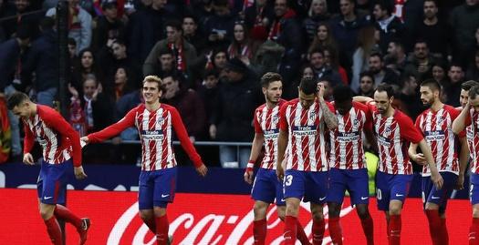 שחקני אתלטיקו מדריד בטירוף (La Liga)