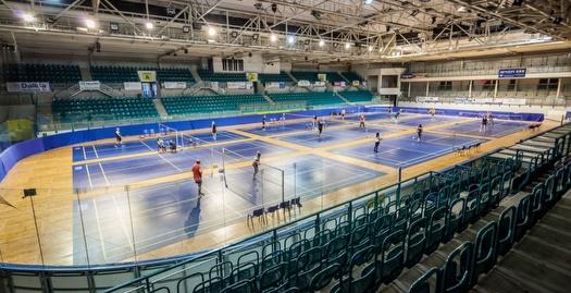 האולם באוסטרבה צ'כיה (מערכת ONE)