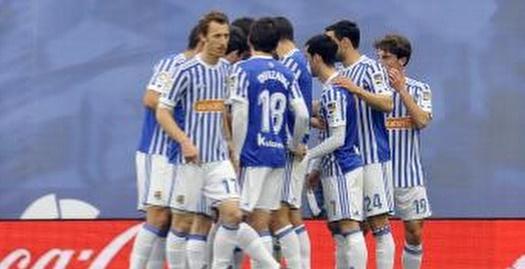 שחקני ריאל סוסיאדד (La Liga)