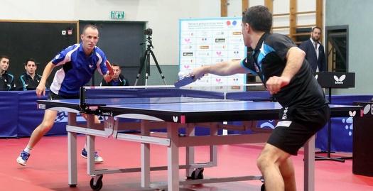 נבחרת ישראל בטניס שולחן (מיכה בננו)