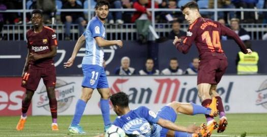 פיליפה קוטיניו ואוסמן דמבלה (La Liga)