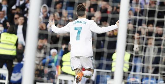 רונאלדו בטירוף (La Liga)