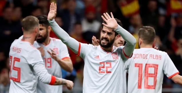 אחרי ה-1:6: הכוכבים של ספרד חוזרים ללה ליגה
