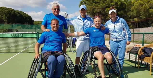נבחרת ישראל (הוועד הפראלימפי)